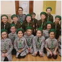 Polish Scout Group - Perth, Scotland